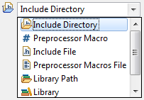 include directory