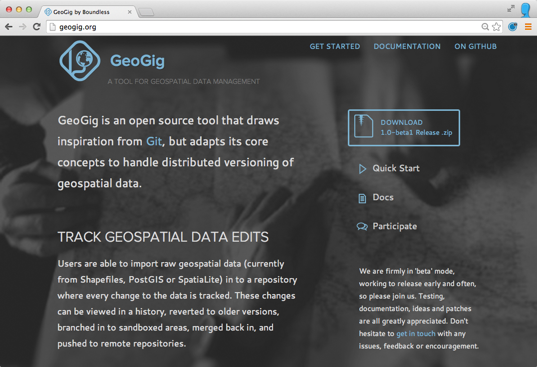 download geogig