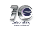 10th birthday logo
