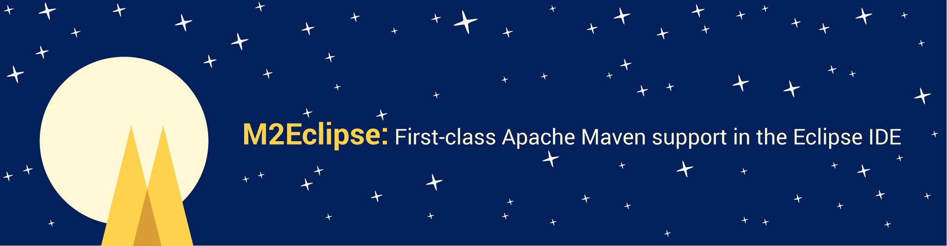 M2Eclipse: First-class Apache Maven support in the Eclipse IDE