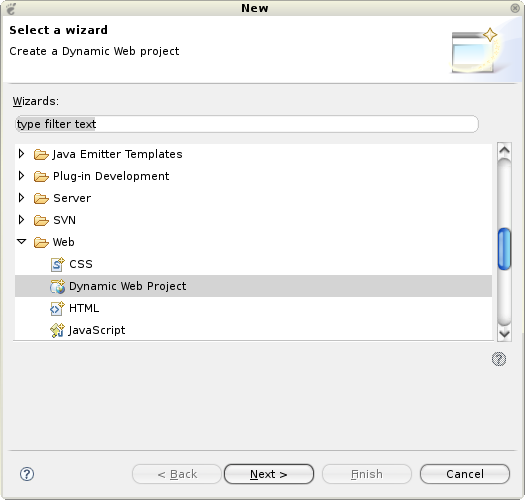 Apache Axis2 Tools Eclipse