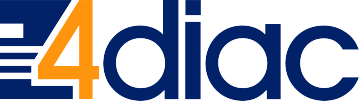 Eclipse 4diac Logo