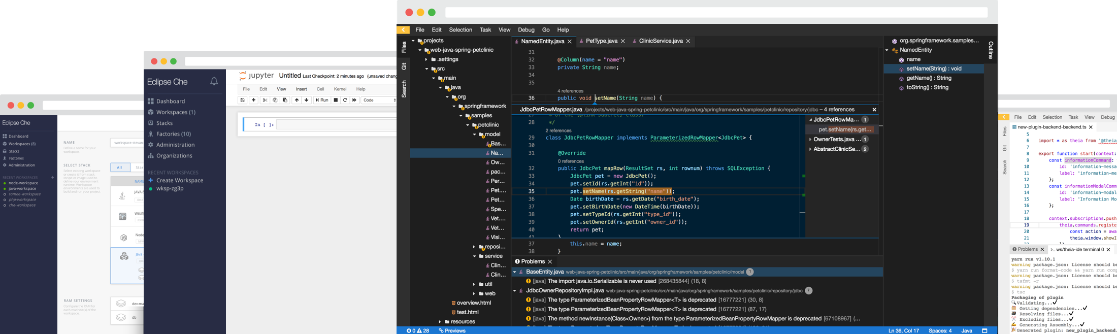 Eclipse Che | Next-Generation Eclipse IDE, Cloud IDE, and