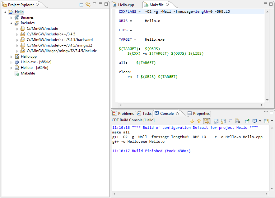 Setting Up Include Paths and Macros for C/C++ Indexer | The