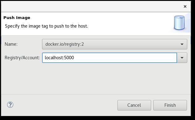 docker tag and push