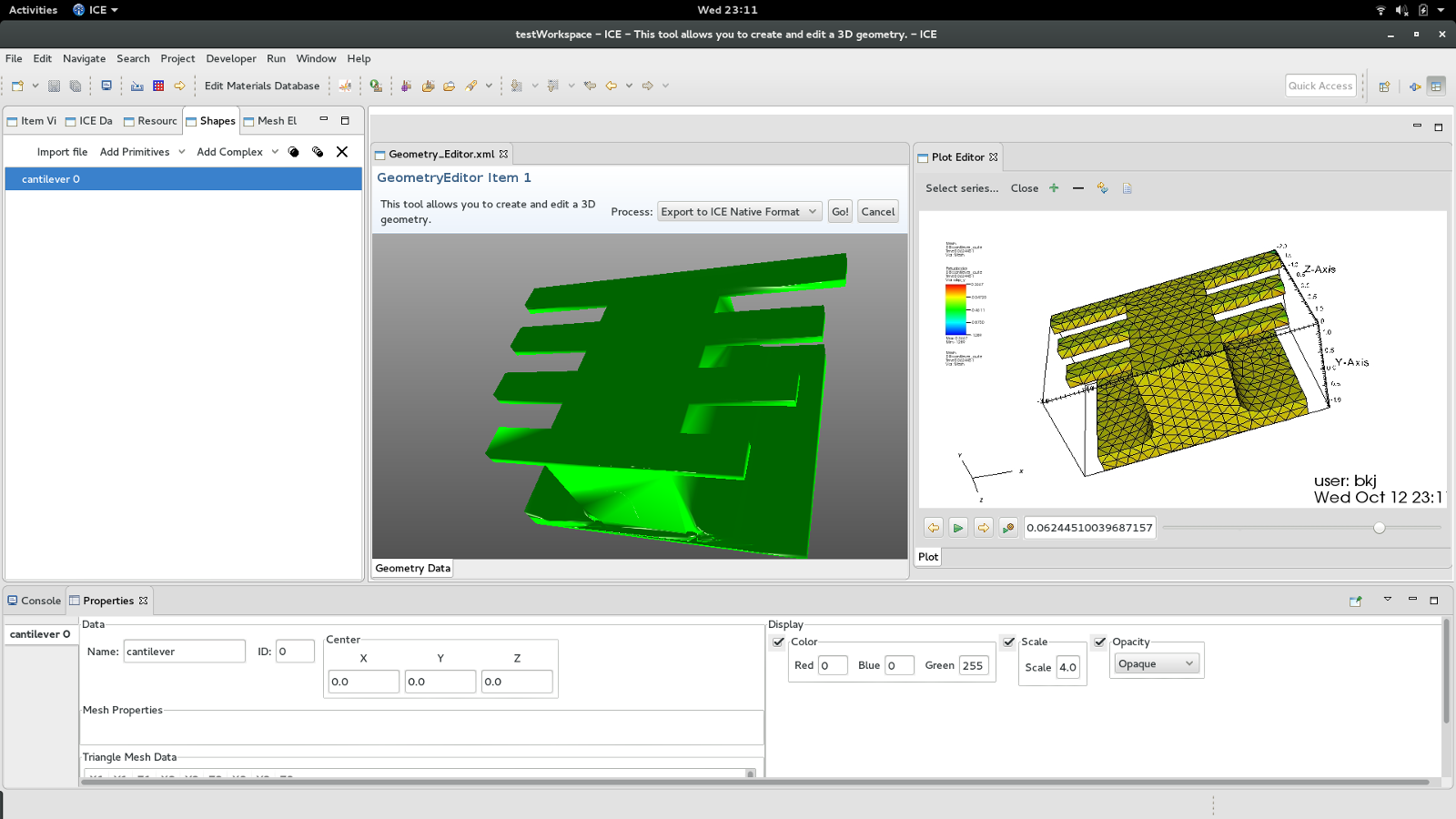 Modeling and Simulation with Eclipse ICE and EAVP | The