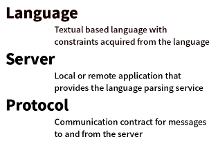 Explanation of the Language Server Protocol