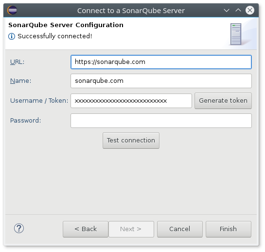 SonarQube Server Configuration