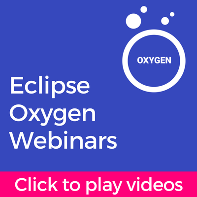 Eclipse Oxygen - Summer Time Happiness | The Eclipse Foundation