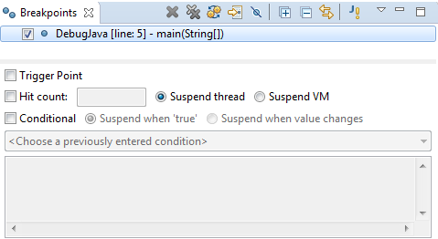 Debugging the Eclipse IDE for Java Developers   The Eclipse