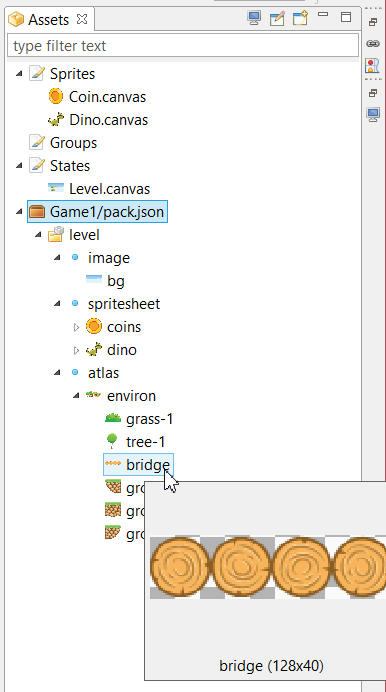 Phaser Editor - Eclipse-based IDE for HTML5 games creation   The