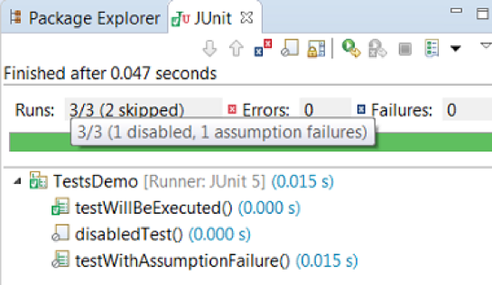 Embracing JUnit 5 with Eclipse | The Eclipse Foundation