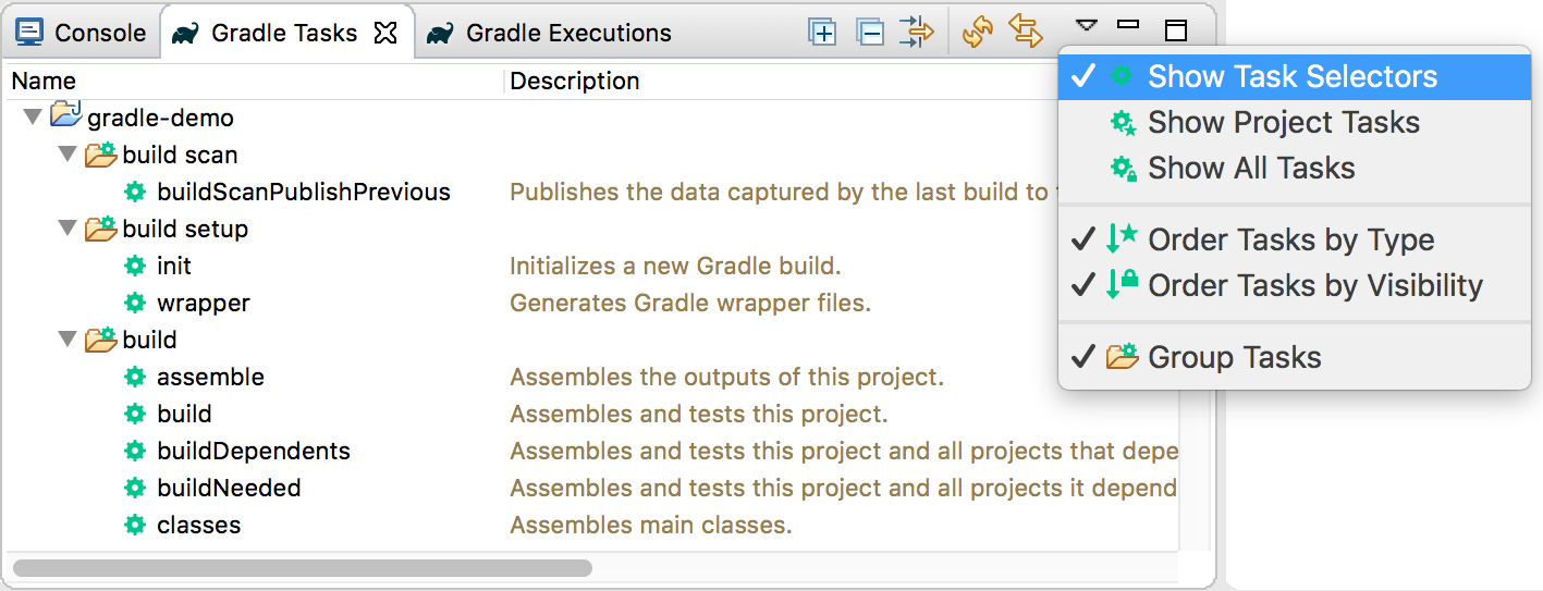 Build Gradle projects with Eclipse Buildship | The Eclipse Foundation