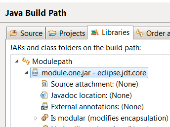 Embracing Java 9 and beyond with Eclipse JDT   The Eclipse