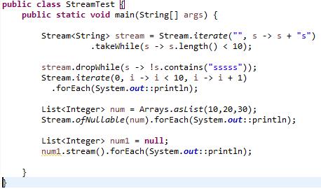 True License Java Example