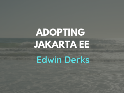 Jakarta EE - What's New in 2019? | The Eclipse Foundation