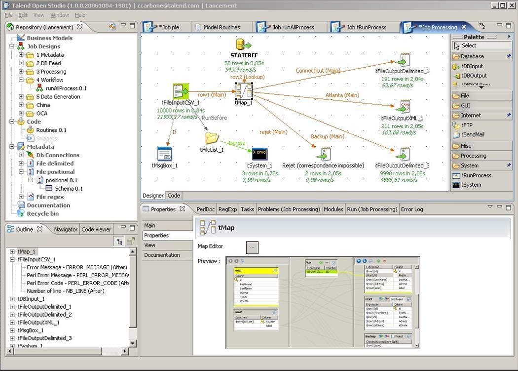 Ebook download talend etl tool