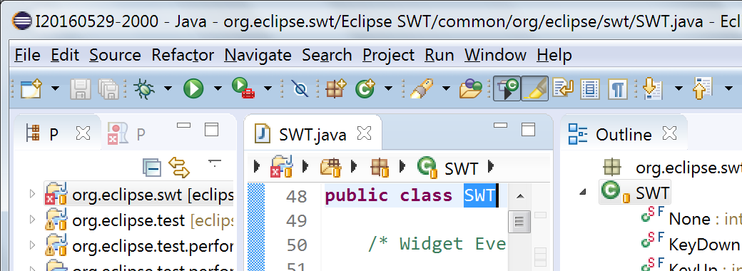Eclipse Project Neon - New and Noteworthy | The Eclipse Foundation