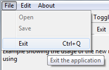 Menu tooltips in Eclipse 4 RCP