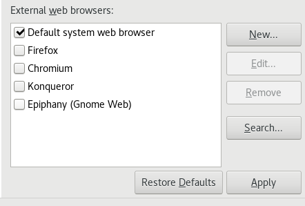 browsers linux update
