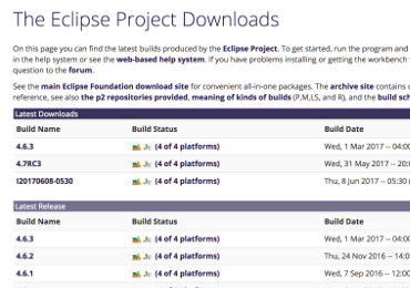 e(fx)clipse - JavaFX Tooling and Runtime for Eclipse
