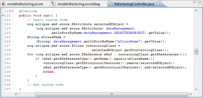 Working With Eclipse S Code Navigation Pletion And Refactoring Tools It Worth Your Time Staying In For Any Sort Of C Development