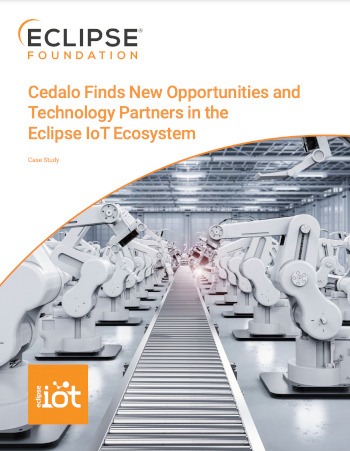 Cedalo Finds New Opportunities and Technology Partners in the Eclipse IoT Ecosystem