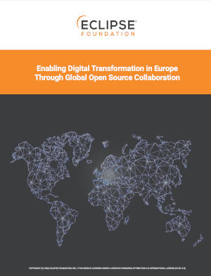 Enabling Digital Transformation in Europe Through Global Open Source Collaboration