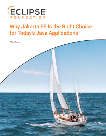 Why Jakarta EE is the Right Choice for Today's Java Applications