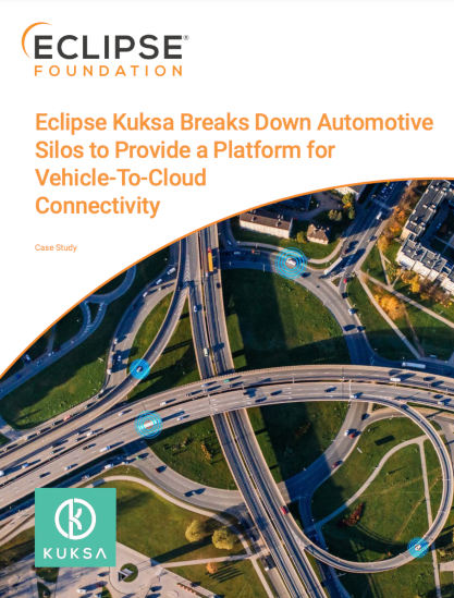 Eclipse Kuksa Breaks Down Automotive Silos to Provide a Platform for Vehicle-To-Cloud Connectivity