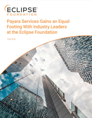 Payara Services Gains an Equal Footing With Industry Leaders at the Eclipse Foundation