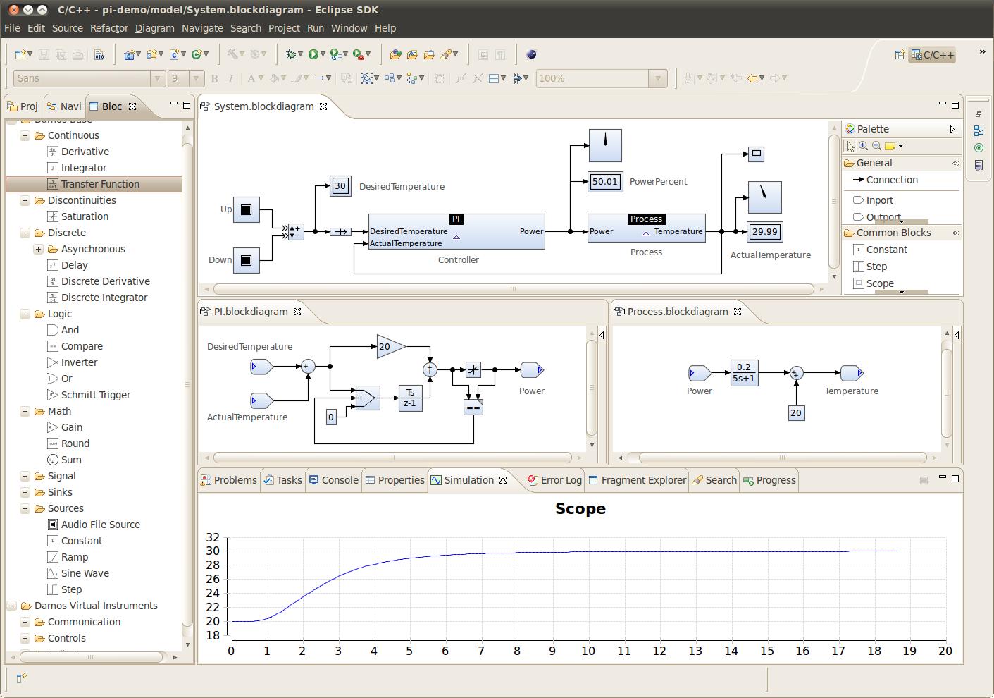 damos, block diagram builder, block diagram builder free, block diagram software