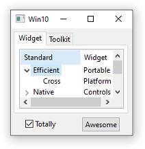 SWT: The Standard Widget Toolk...