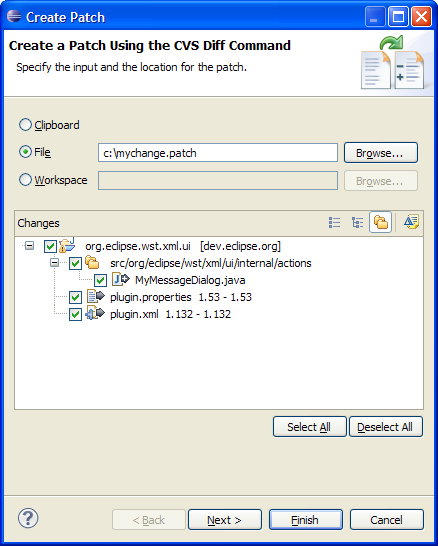 WTP Tutorials - Developing the WTP with Eclipse